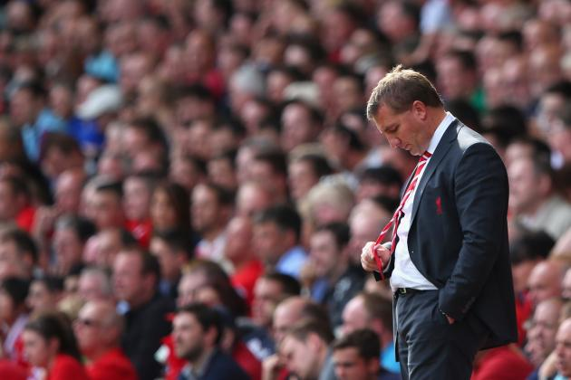 Liverpool FC: 5 Problems Ruining the Reds