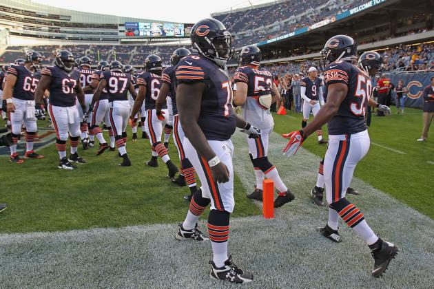 Chicago Bears: Grading the 53-Man Roster