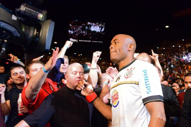 Anderson Silva: The Attributes That Make Him the GOAT