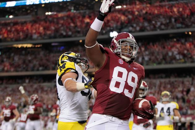 6 First Impressions of the Crimson Tide's Blowout of the Wolverines