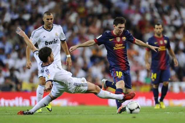 La Liga Review: Best Starting XI from August