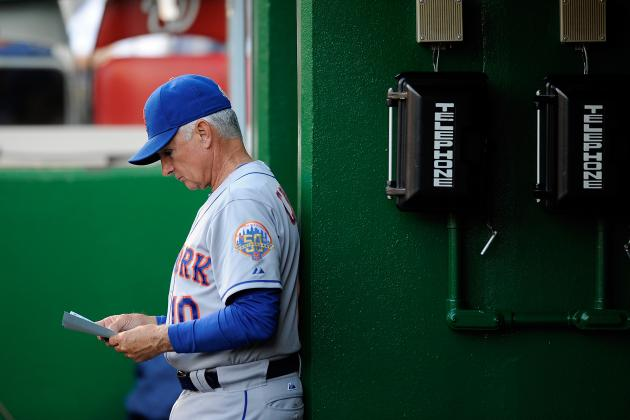 Tracing the 10 Biggest Checkpoints of the 2012 New York Mets Collapse
