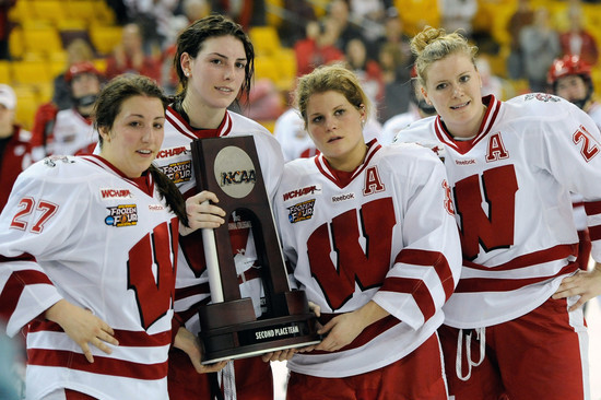 The 10 Best Wisconsin Badgers Women's Ice Hockey Players Ever