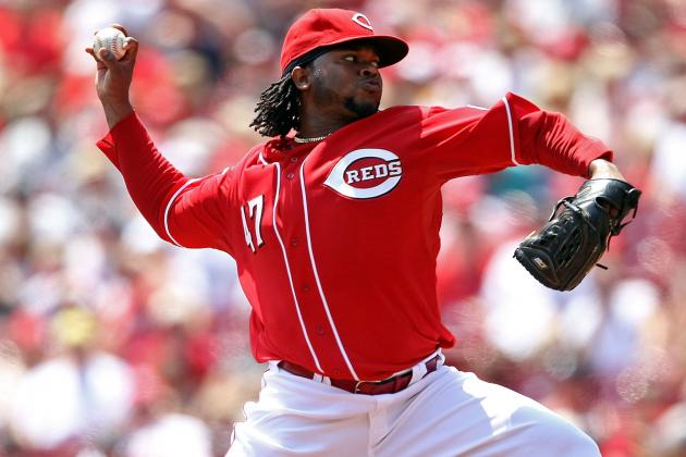 Fantasy Baseball 2012: Top 10 2-Start Pitchers for Sept. 3-9
