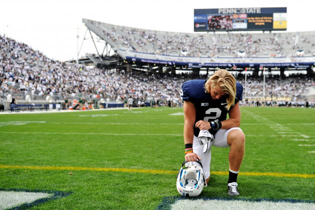 Penn State Football: Revised Predictions for 2012 Season After Stumble vs. Ohio