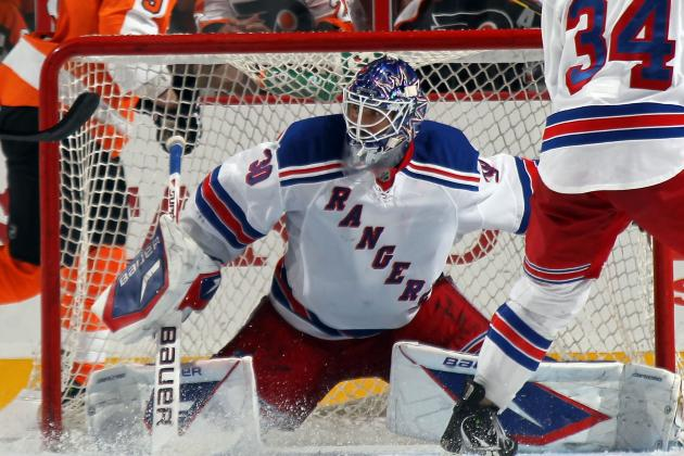 Does NY Rangers Goaltender Henrik Lundqvist Have Any Weaknesses?