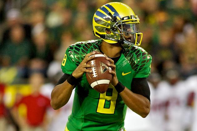 Why Oregon Already Has USC Beat for Pac-12 Title, BCS Championship Berth
