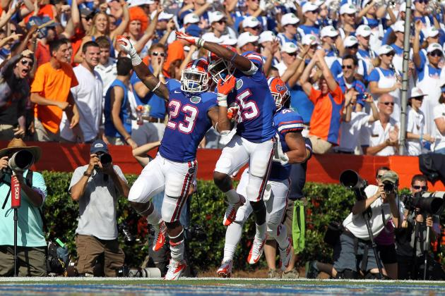 Florida Football: What We Learned from Week 1 Game vs. Bowling Green