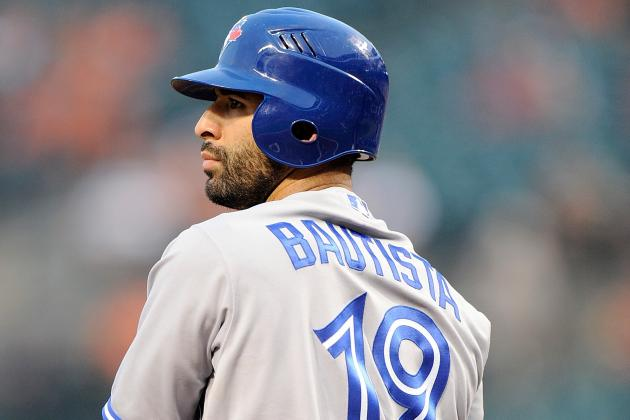 Toronto Blue Jays: 3 Contingencies If Jose Bautista's Injuries Continue in 2013