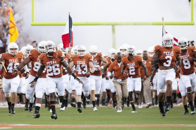 Texas Football: Grading All 22 Starters from the Longhorns' Week 1 Game