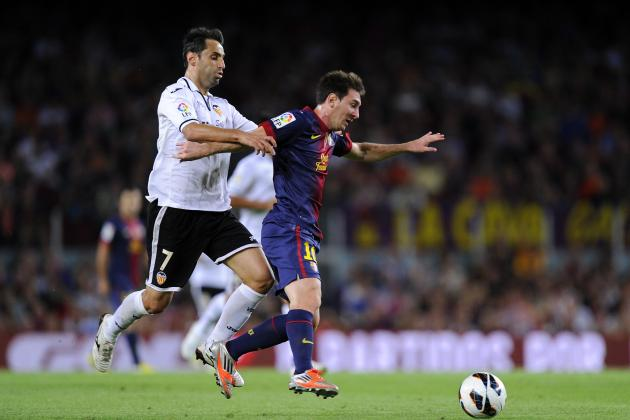 Barcelona vs. Valencia: 7 Points to Discuss After the Camp Nou Encounter