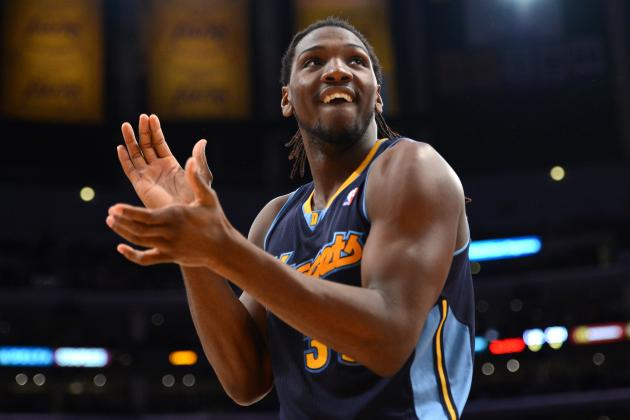 Why Kenneth Faried's Sophomore Season Will Shock the NBA