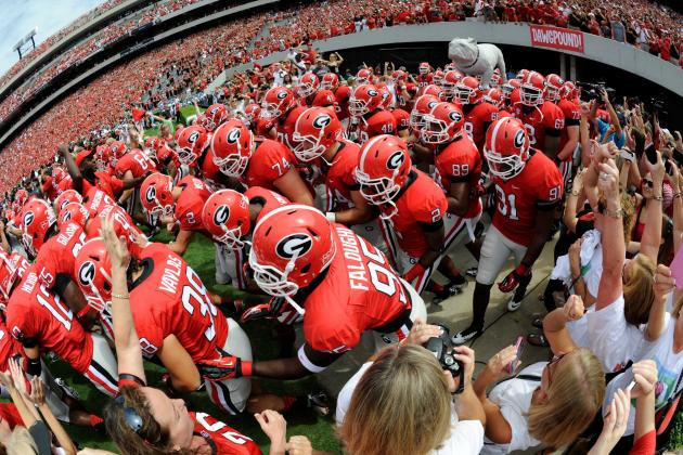 Georgia Football: Grading All 22 Starters from the Bulldogs' Week 1 Game
