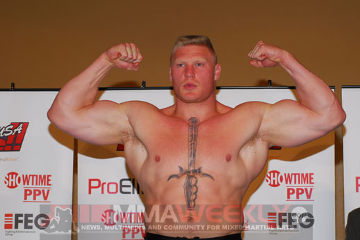 WWE: Who Will Brock Lesnar Face Next?