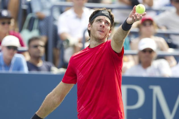 U.S. Open Tennis 2012: Biggest Obstacles Standing in Juan Martin Del Potro's Way