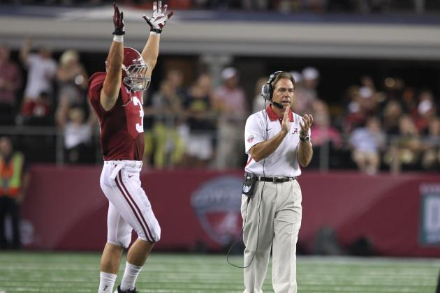 Alabama Football: What We Learned from  the Week 1 Game vs. Michigan