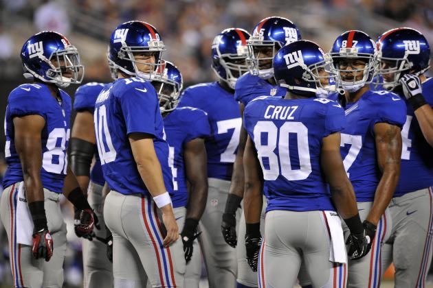 Grading the New York Giants' 53-Man Roster