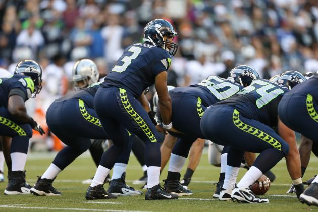 Seattle Seahawks: Grading the Entire 53 Man Roster