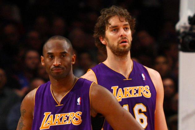 5 Ways the LA Lakers Can Solve Chemistry Problems Before They Start