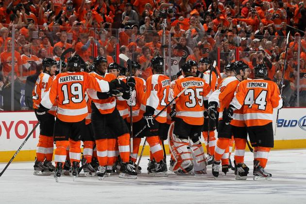 Philadelphia Flyers: 3 Ways Flyers Can Become Atlantic Division Favorites