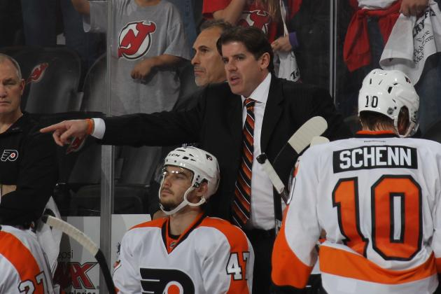 Philadelphia Flyers: Predicting and Analyzing Laviolette's Opening Night Roster