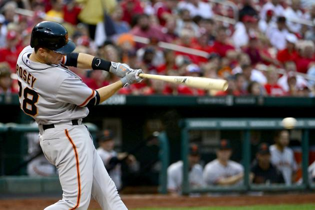 Giants vs. Dodgers: Which NL West Rival Has the Better Lineup Right Now?