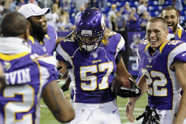 Minnesota Vikings: Grading the Entire 53-Man Roster