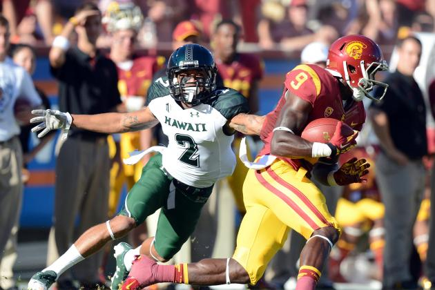USC Trojans Football: Depth Chart Monitor