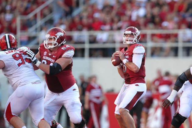 Arkansas Football: What We Learned from the Week 1 Game vs. Jacksonville State