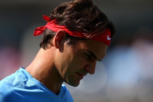 Roger Federer: 4 Adjustments Fed Must Make in Final Week