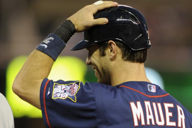 5 Reasons the Minnesota Twins Are Stuck with Joe Mauer
