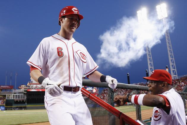 Power Ranking Importance of Cincinnati Reds Players Needed to Win a Ring