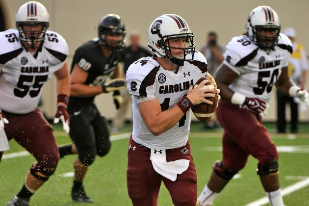 South Carolina Football: What We Learned from the Week 1 Game vs. Vanderbilt