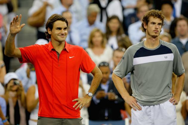 Roger Federer: Counting Down Fed-Ex's Greatest Career U.S. Open Moments