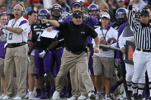 TCU Football: Biggest Questions Facing the Horned Frogs in 2012