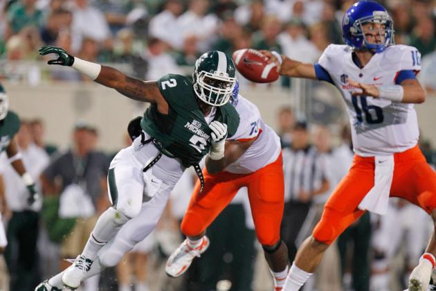 Boise State Football: What We Learned from the Week 1 Game vs. Michigan State