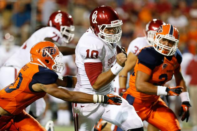 Oklahoma Football: The Good, the Bad and the Ugly in Win at UTEP