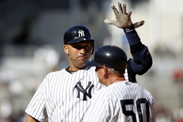 New York Yankees: 4 Reasons Derek Jeter Is Still an Elite SS