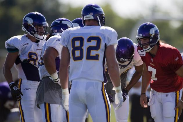 Analyzing the Minnesota Vikings 2012 Practice Squad