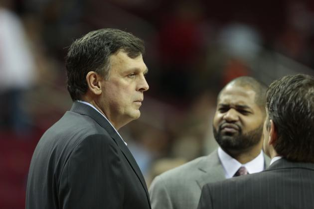 5 Best Situational Lineups for the Houston Rockets in 2012-13