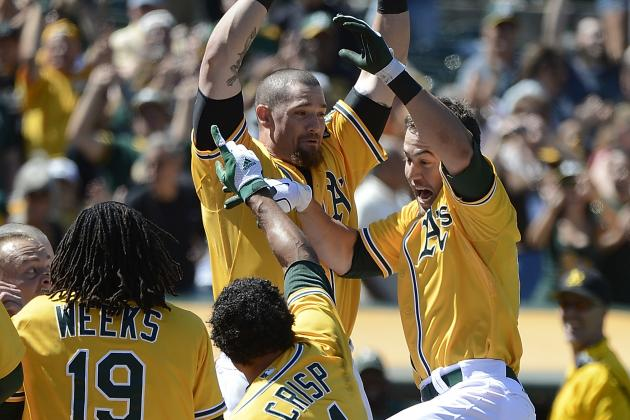 2012 Oakland A's Might Just Win the Pennant