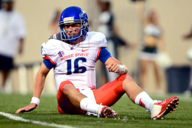 BSU Football: 5 Takeaways from Friday's Loss to MSU