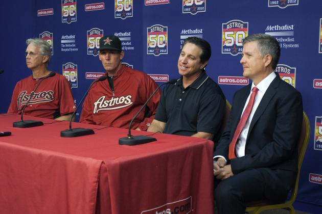 Houston Astros: 5 Top Candidates to Fill Manager Position
