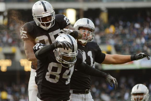 Grading the Oakland Raiders' Entire 53-Man Roster