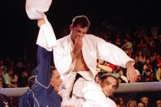 Best Moments from UFC 1-10