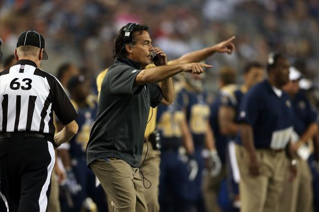 Grading the St. Louis Rams' Entire 53-Man Roster