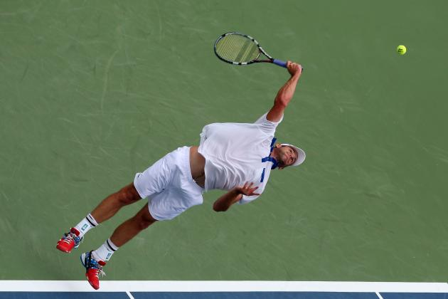 Andy Roddick and the 16 Most Lethal Servers of the Past 30 Years