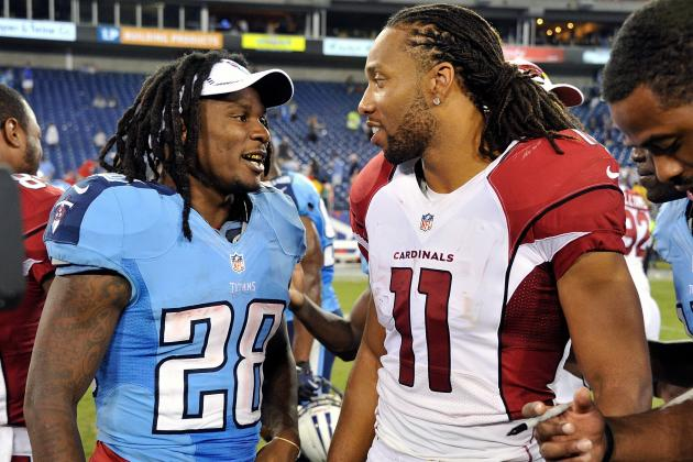 Tennessee Titans: Expectations for Chris Johnson in Week 1