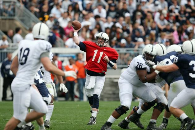 Penn State Football: What You Need to Know About Matt McGloin