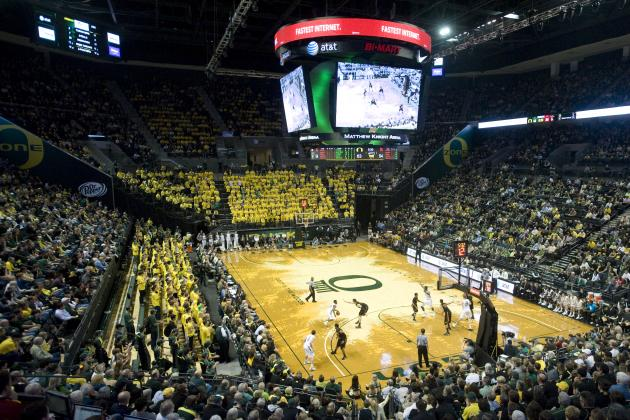 College Basketball: 10 of the Worst College Basketball Floors in Recent History